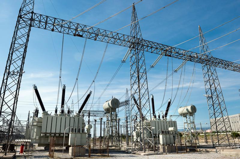 Power Substations   Manitoba Hydro International